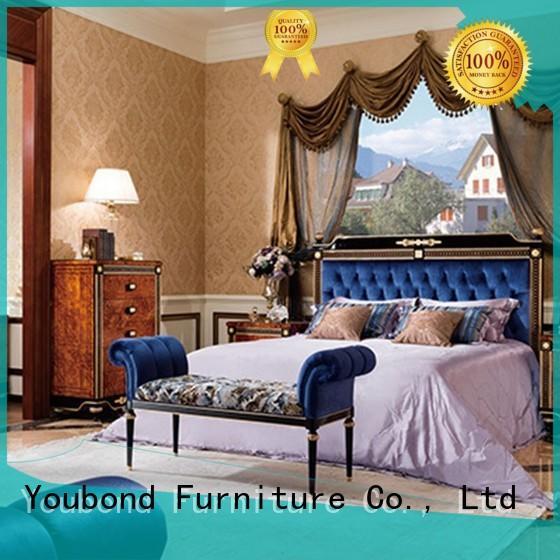 Senbetter Brand bedroom solid beech solid wood bedroom furniture manufacture