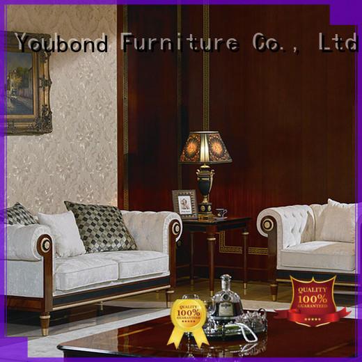 Senbetter european unique living room furniture with chinese element for villa