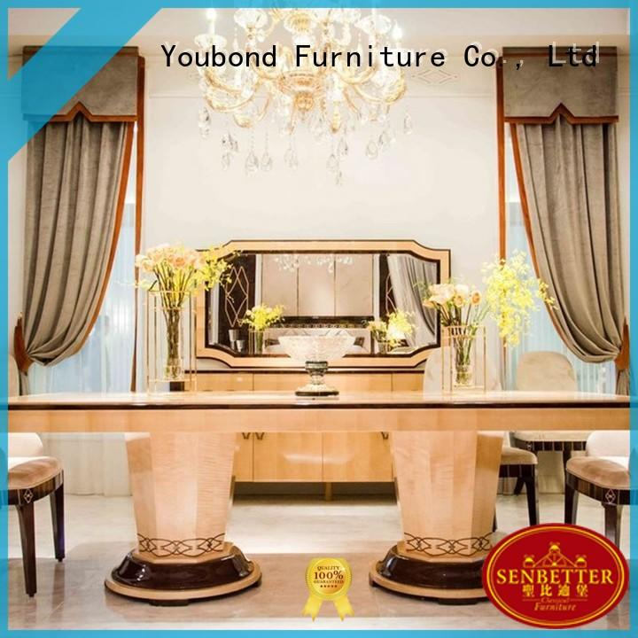 Quality Senbetter Brand furniture classic dining room furniture