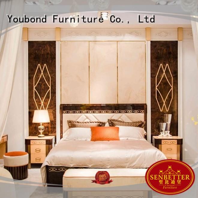 Quality Senbetter Brand oak bedroom furniture design
