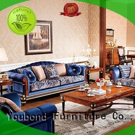 Senbetter Brand luxury furniture custom white living room furniture