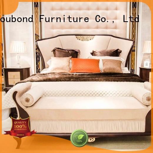 Wholesale solid beech classic bedroom furniture Senbetter Brand