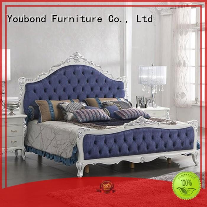 Quality Senbetter Brand classic veneer classic bedroom furniture