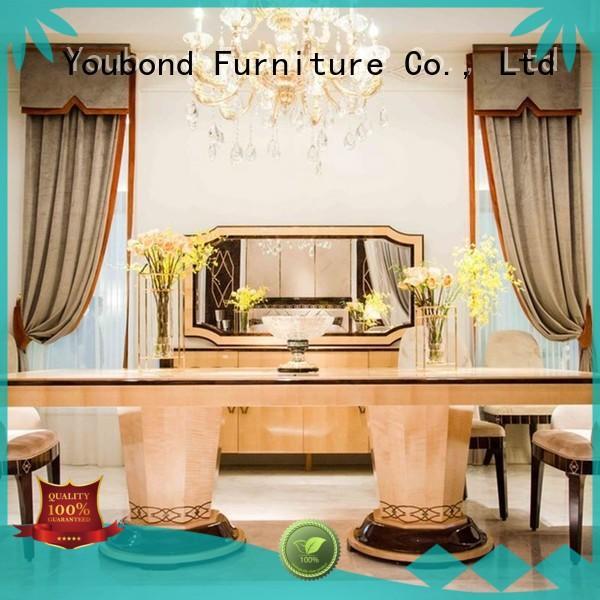 Wholesale set royal classic dining room furniture Senbetter Brand