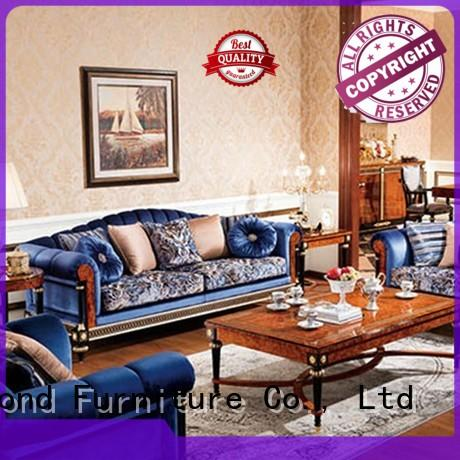 Wholesale vintage luxury classic living room furniture Senbetter Brand