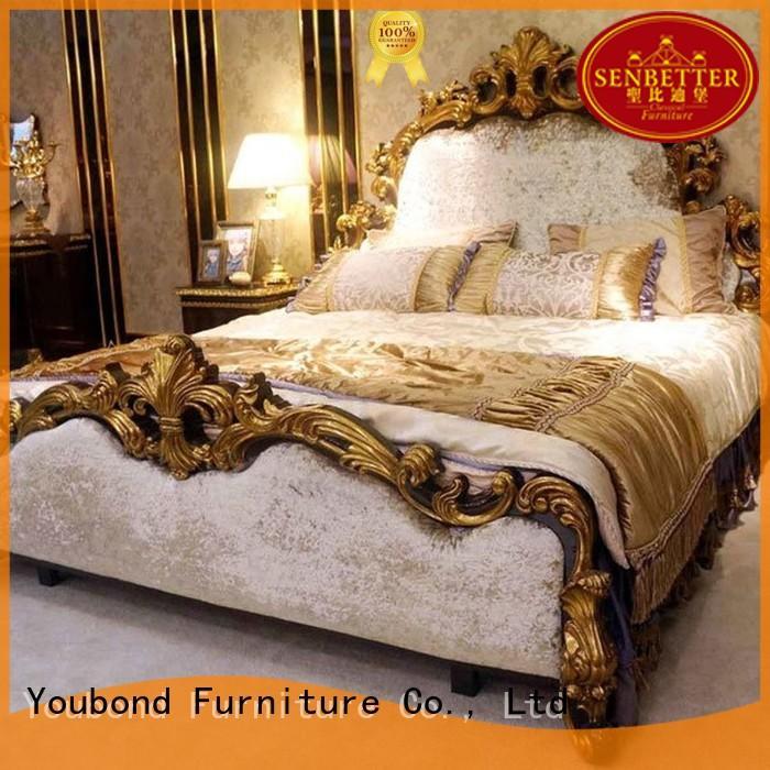 Senbetter Brand mahogany oak bedroom furniture bedroom supplier