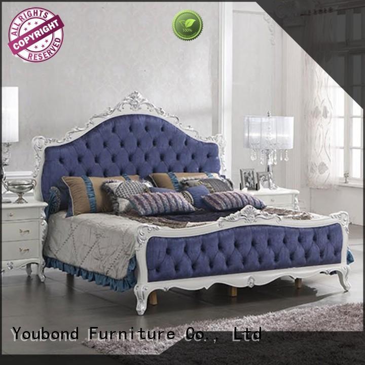 Wholesale wood classic bedroom furniture Senbetter Brand