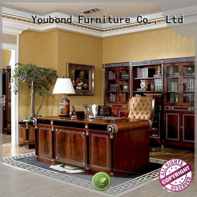 Senbetter chinese style office furniture companies with office chair for villa