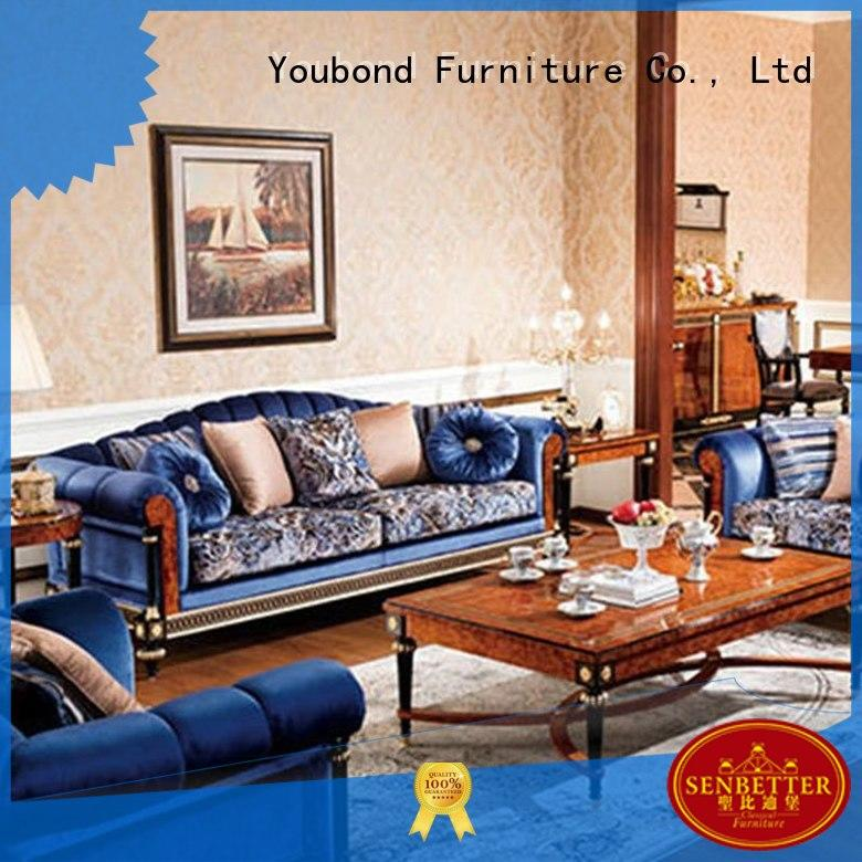 room lifestyle classic living room furniture Senbetter Brand