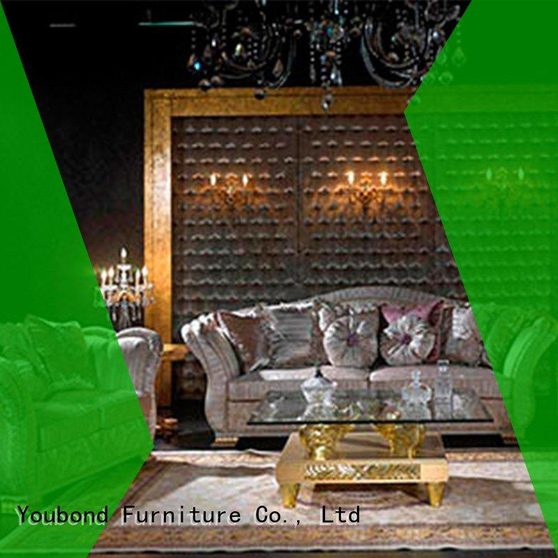 Senbetter classic lounge room furniture packages supply for hotel
