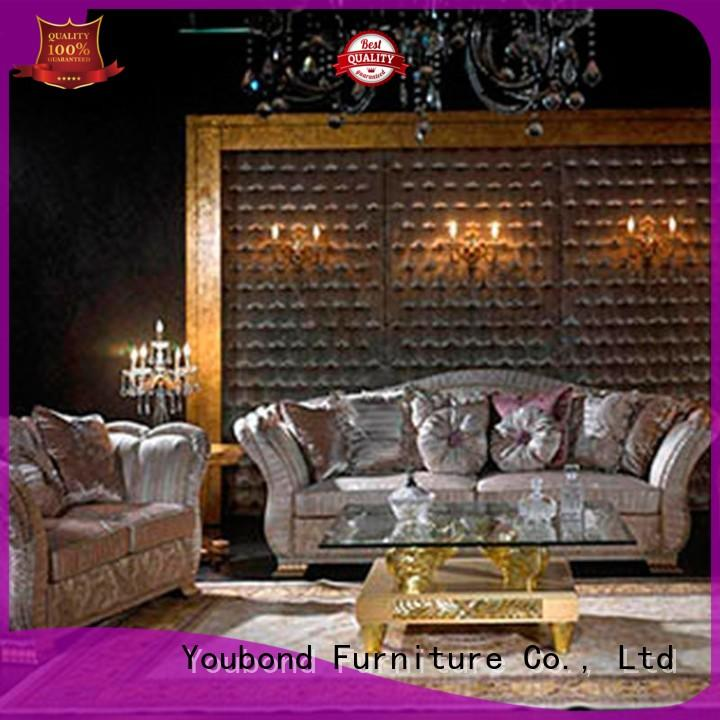 white furniture flower classic living room furniture Senbetter Brand