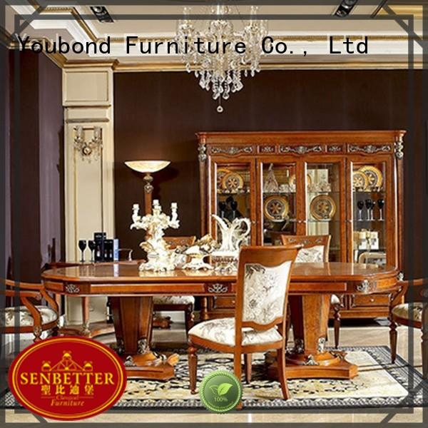 senbetter rattan dining room furniture manufacturer for collection