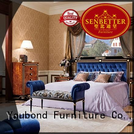 Hot style classic bedroom furniture gross design Senbetter Brand