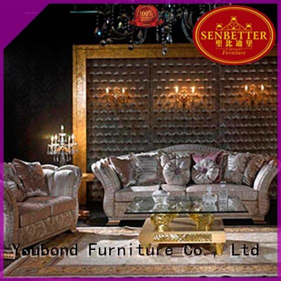 sofa delicate classic living room furniture Senbetter Brand