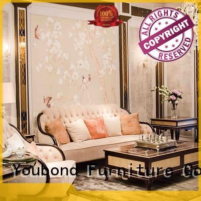 classic delicate white living room furniture white Senbetter company