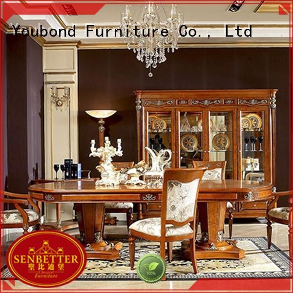 dinette sets wooden villa Senbetter Brand