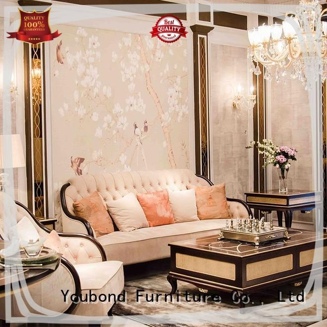 buffet quality living room furniture with chinese element for living room