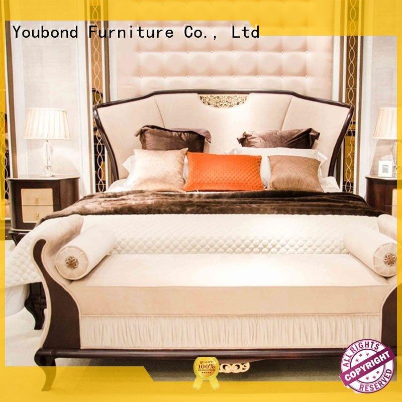 beech simple Senbetter Brand classic bedroom furniture