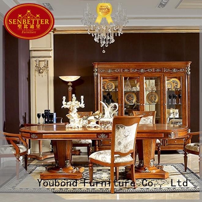 wooden classic dinette sets room Senbetter company