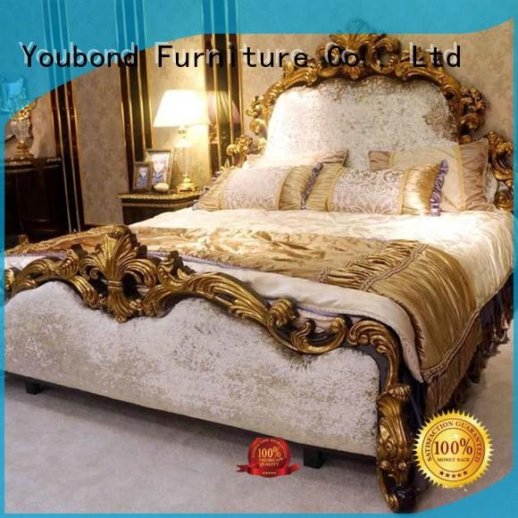 mahogany dark brown bedroom furniture for business for royal home and villa