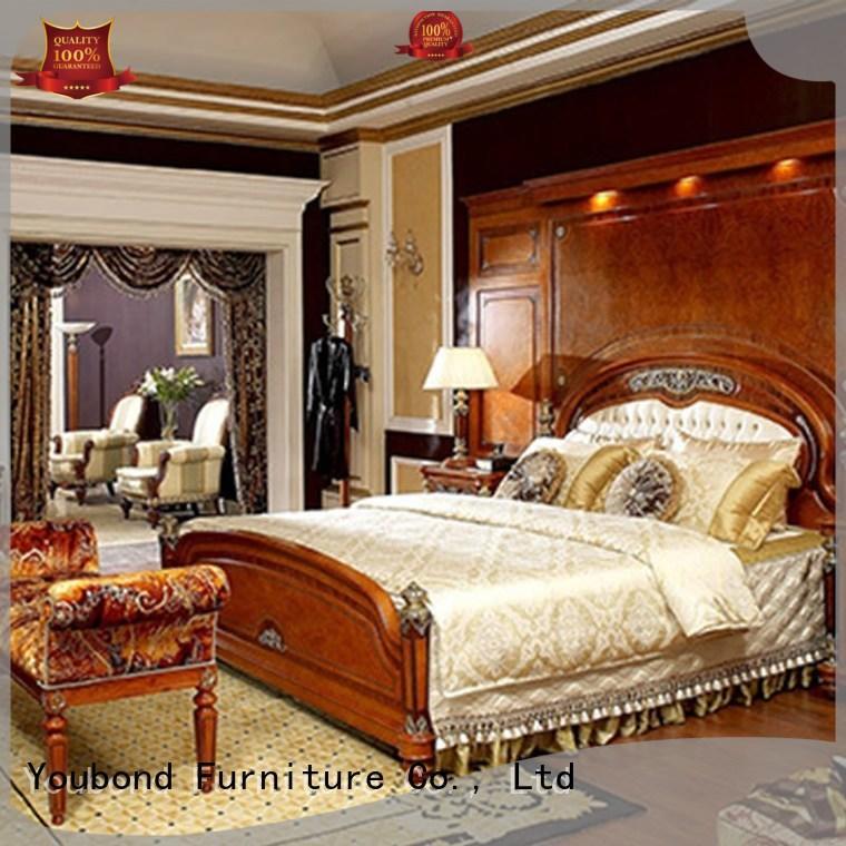 simple gross design classic bedroom furniture Senbetter Brand