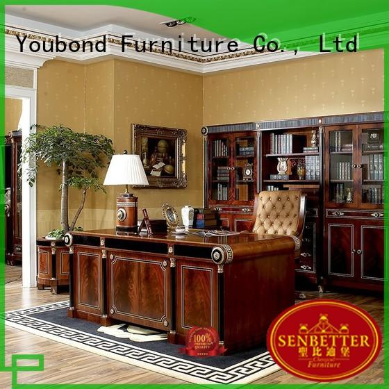 high end unique office furniture with office writing desk for villa