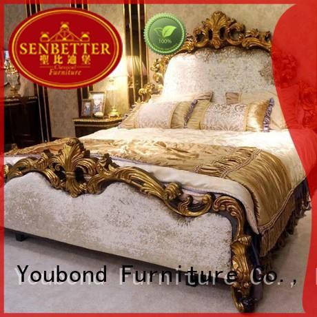 luxury bedroom furniture night table for decoration Senbetter