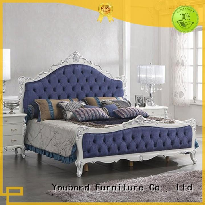 Senbetter gross luxury bedroom furniture with solid wood table and chairs for decoration