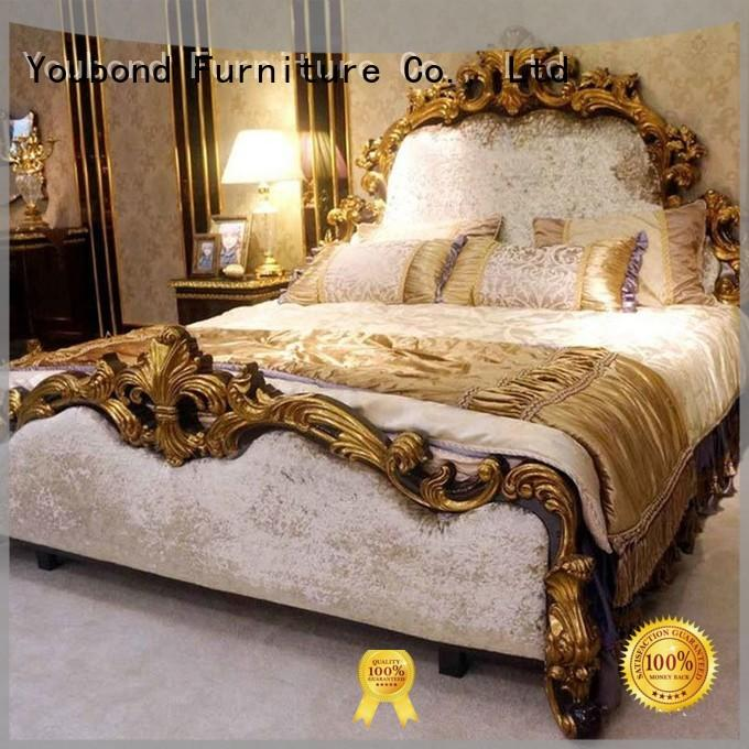 Senbetter classic white bedroom furniture suppliers for royal home and villa