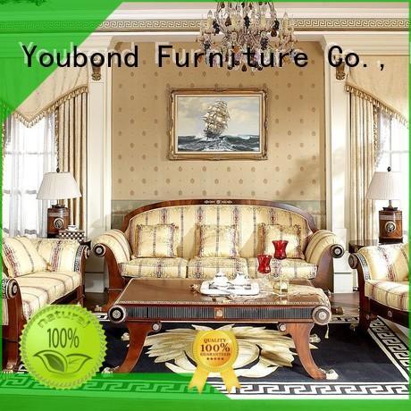 white living room furniture italian Senbetter Brand classic living room furniture