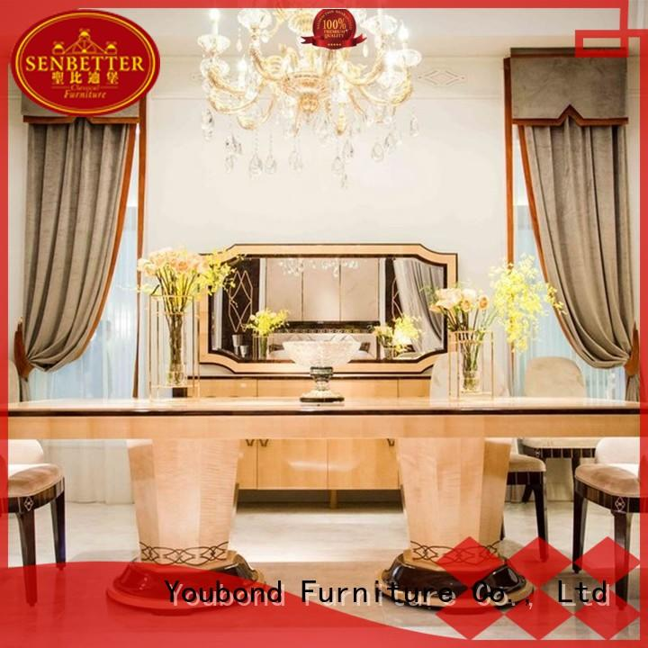 Custom dining classic dining room furniture luxury Senbetter
