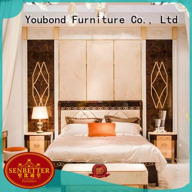 oak bedroom furniture bedroom classic solid Warranty Senbetter