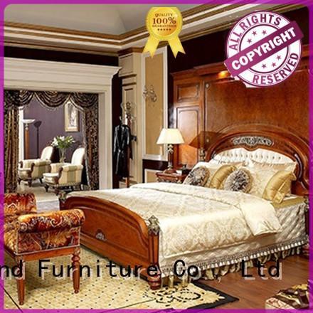 oak bedroom furniture style solid Senbetter Brand solid wood bedroom furniture