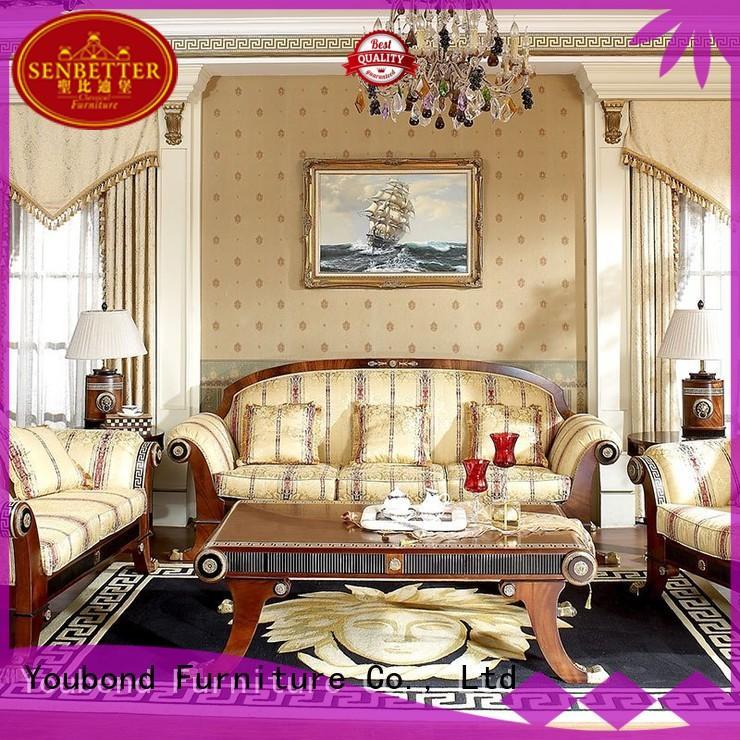 Wholesale room classic living room furniture Senbetter Brand