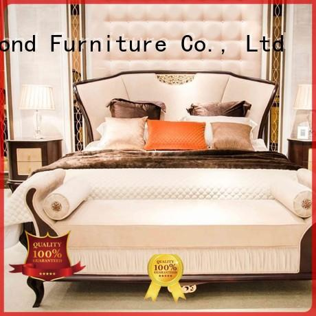 gross classic bedroom mahogany oak bedroom furniture Senbetter Brand