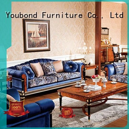 Senbetter Brand vintage flower white living room furniture palace