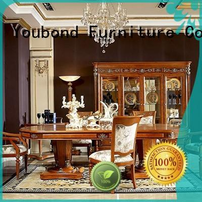 Wholesale home royal classic dining room furniture Senbetter Brand