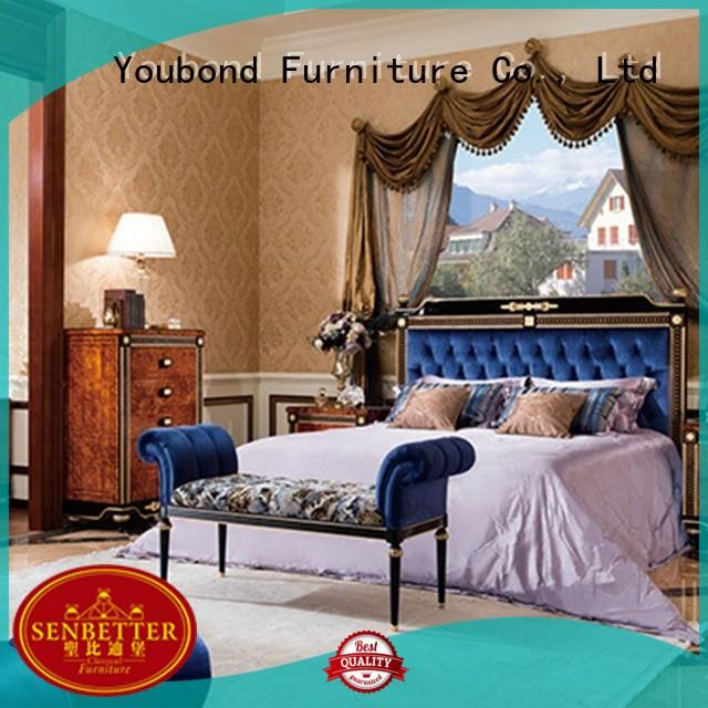 Senbetter night table classic italian bedroom furniture with solid wood table and chairs for decoration