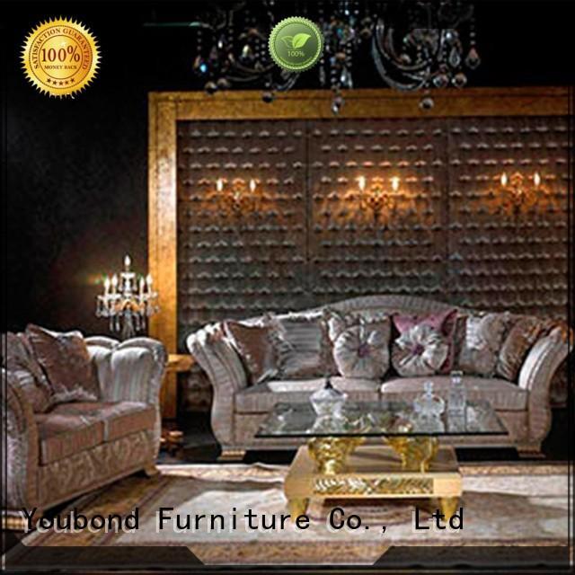 living carving white living room furniture white Senbetter company