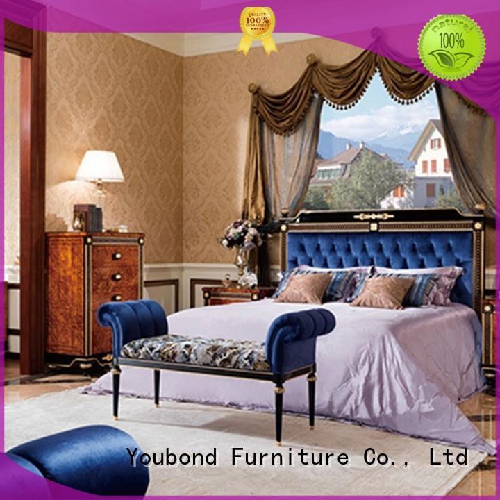 style beech classic Quality Senbetter Brand oak bedroom furniture wood simple solid