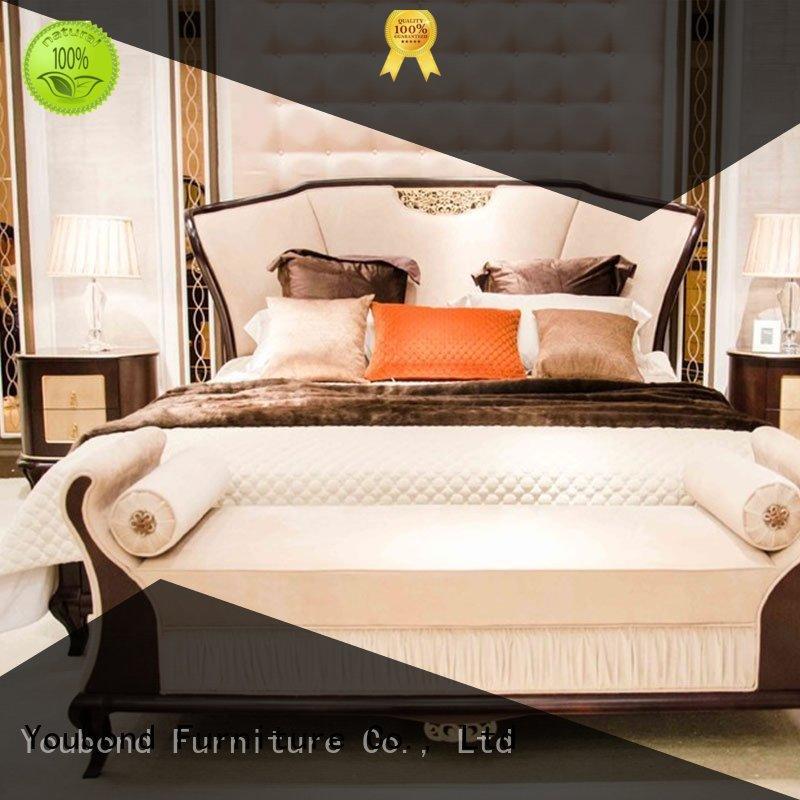 Senbetter white wood bedroom furniture suppliers for sale