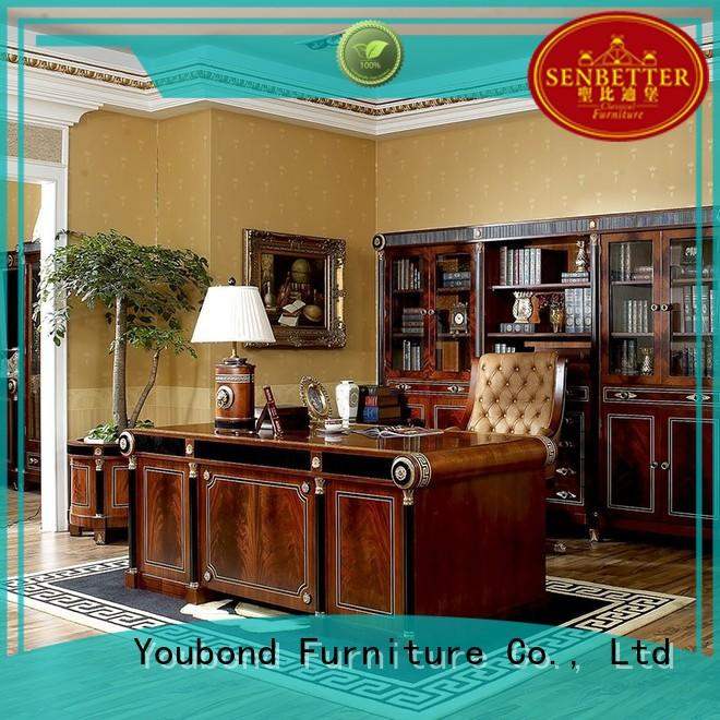 high end home office desk with office writing desk for hotel