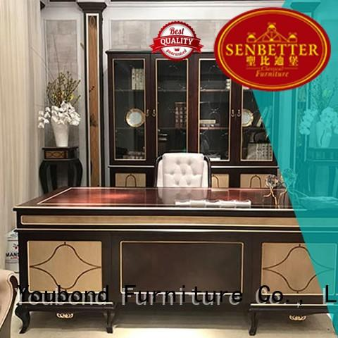 houseoffice antique classic office furniture carved Senbetter Brand company