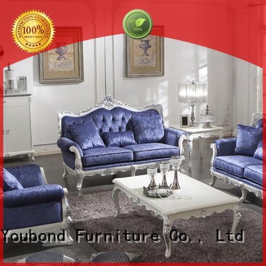classic white classic living room furniture style Senbetter Brand