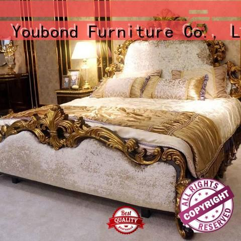 italian style bedroom furniture manufacturers company for royal home and villa