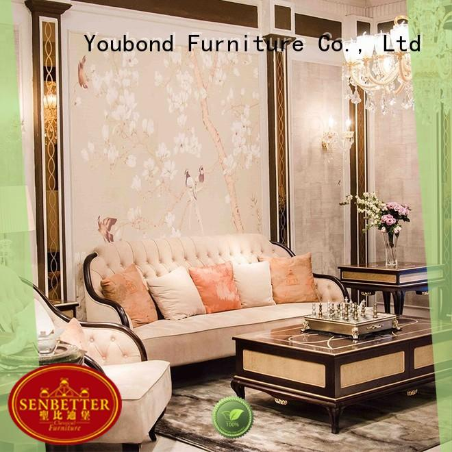 living room set deals with solid wood chair for home Senbetter