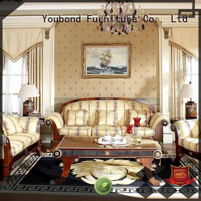 white living room furniture vintage white baroque Senbetter Brand company