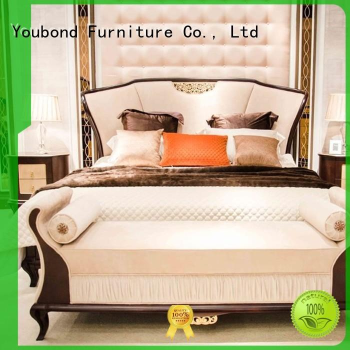 Senbetter classical bedroom furniture glasgow with chinese element for decoration