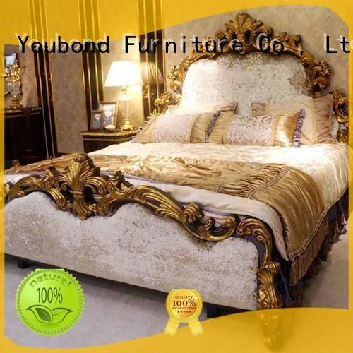 Senbetter Brand simple veneer classic custom oak bedroom furniture