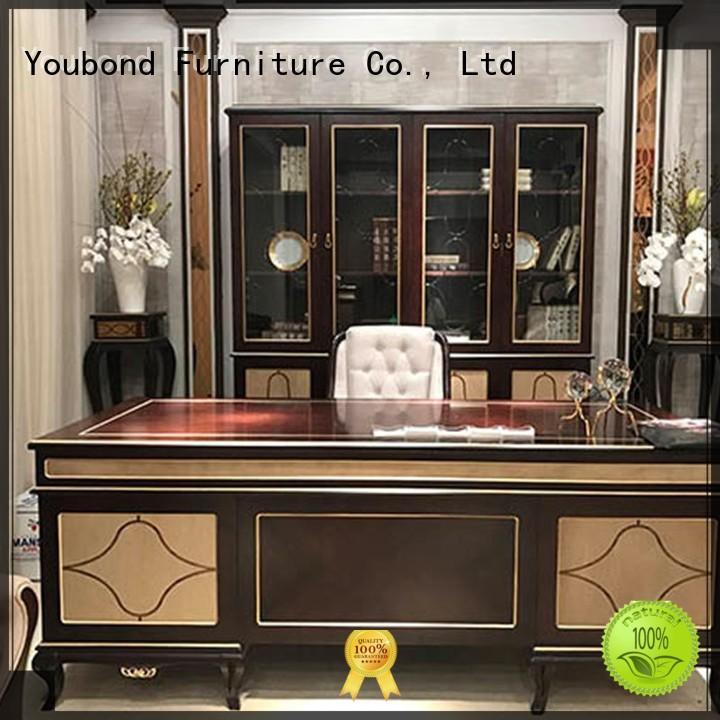Senbetter beech designer home office furniture for villa